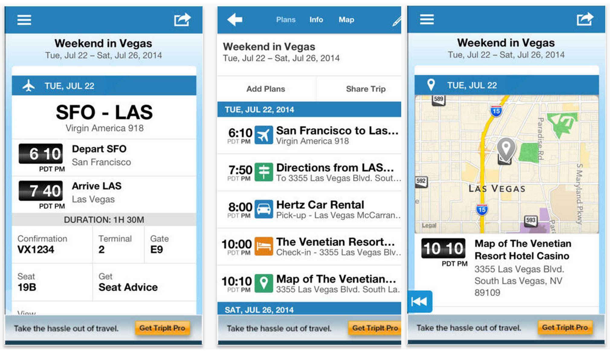App Of The Week Tripit Aphroditerentals8509
