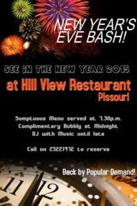 Hillview Restaurant: 25 221 972