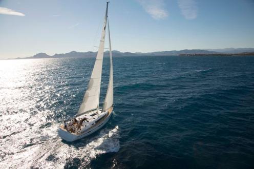 Latchi watersports boat