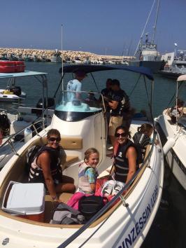 latchi article_boat hire2 lisa