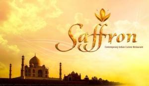 Saffron Indian Image