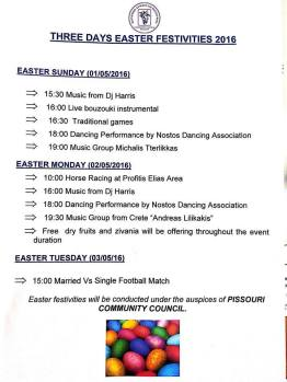 Easter - PISSOURI