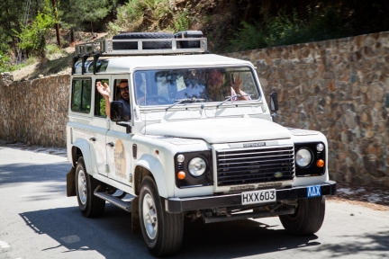 Eco Tours jeep tours