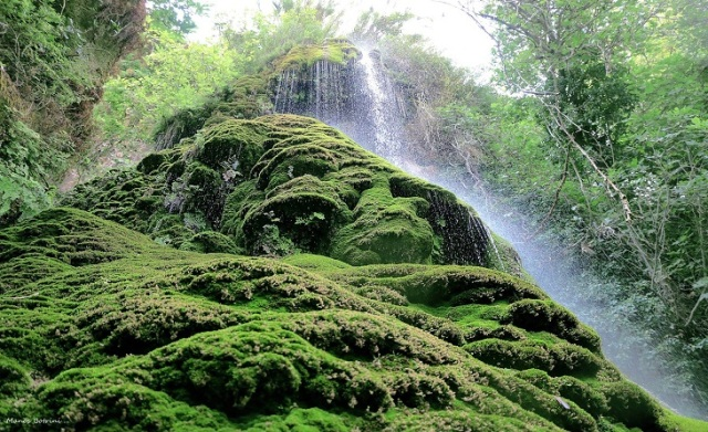 Kremmiotis waterfall, Paphos, Cyprus